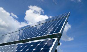 Placar solar