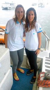 Saída do barco - 5º Diário de Bordo