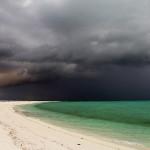 Chuva chegando