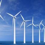 Energia eólica no mar