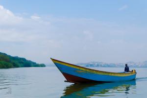 A pesca no Lago Vitoria