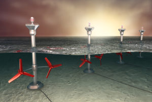 energia que vem do mar - Energia vinda das marés