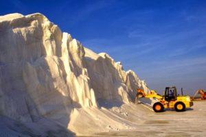 Salina de Areia Branca - RN