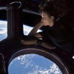 Astronauta Tracy_Caldwell_Dyson_na_ISS