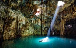 Cenote de Yucatan