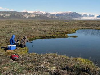 Estudando os rios e lagos