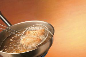 coleta óleo cozinha