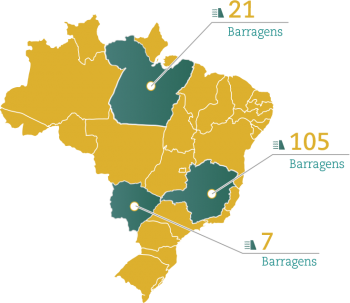 Barragens no Brasil