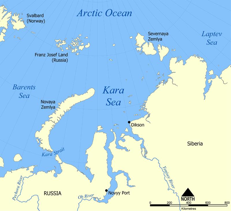 Peninsula de Yamal